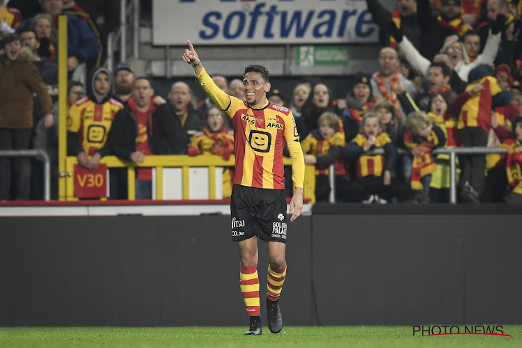 KV Mechelen denkt aan back up voor De Camargo en wil met Genk onderhandelen