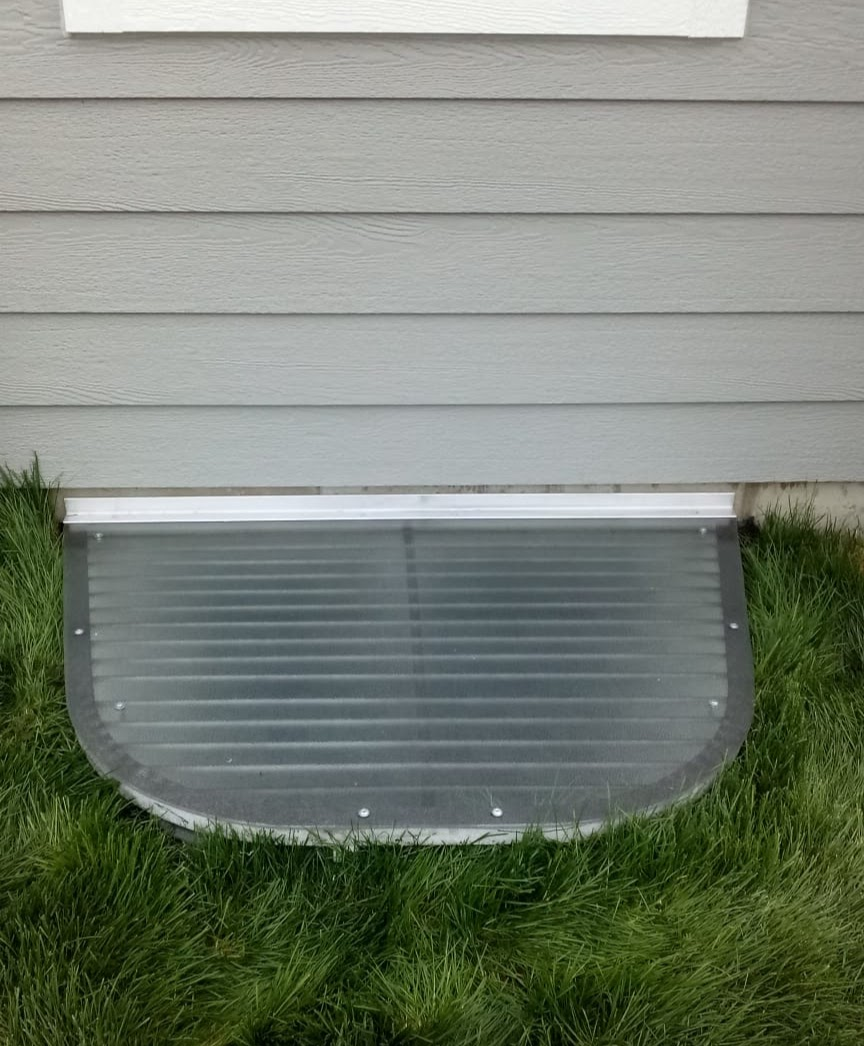 Skokie, IL-HandyManny Custom Window Well Covers