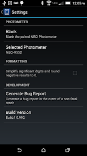 NECi Photometer- screenshot thumbnail