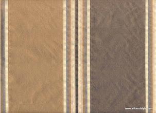 Photo: Madras 03 - Rotto Stripes #1 - Topaz