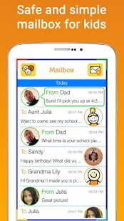 Tocomail - Email for Kids Screenshot 12