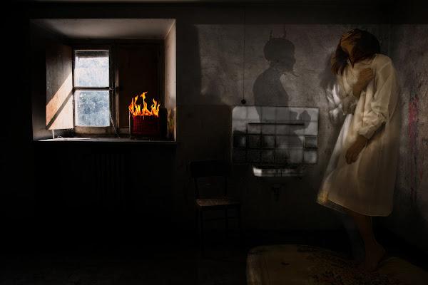 l inferno dentro (la donna e belzebu) di massimo zanotti