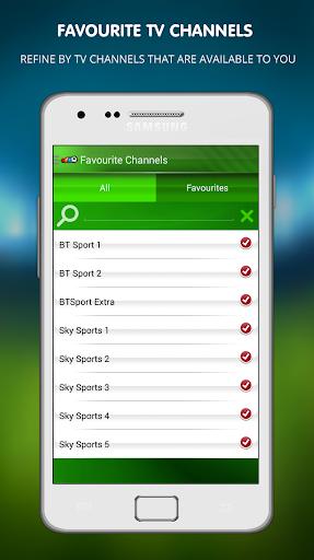 Live Football on TV 1.14 screenshots 6