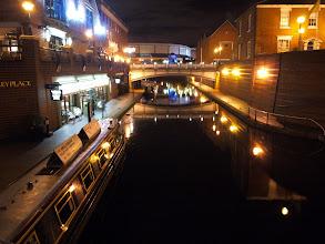 Photo: BGV visit 14 - Nightlights on the Canal - photo miltoncontact.com