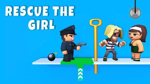 Pin pull puzzle games u2013 Save the girl games 2020 1.4 screenshots 7