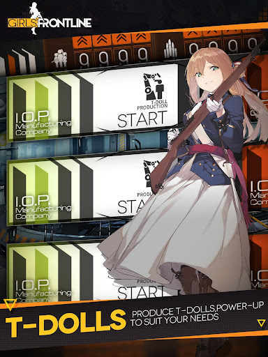 Girls' Frontline 2.005_160 screenshots 10