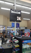 Photo: Ready to check out in the Speedy Checkout!!