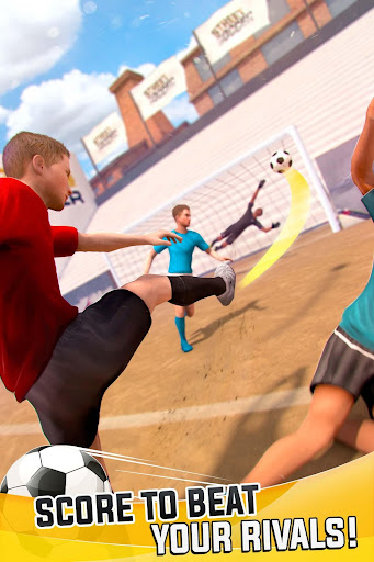 2018 Street Soccer Legend u26bd Urban League Goal Star  screenshots 3