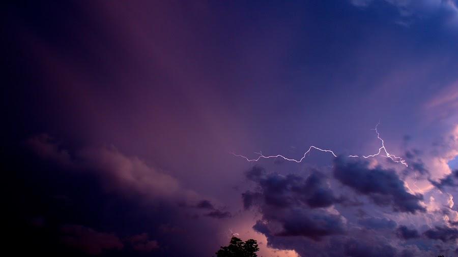 Flash by Abhishek Vaidya - Landscapes Weather ( lightning )