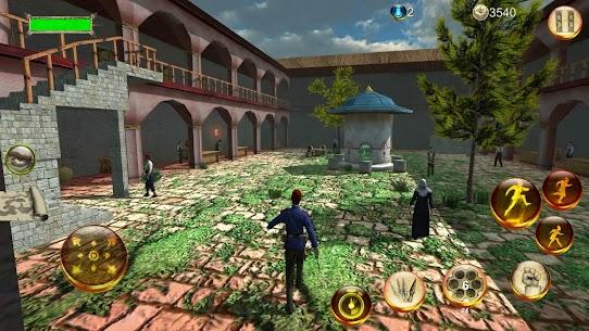 Zaptiye: Open world action adventure 5