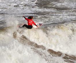 Photo: Surfing in Bundoran