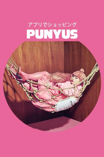 PUNYUS 公式アプリ