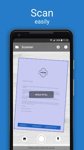 Scanner App for Me: Scan Documents to PDF 1.5 screenshots 1