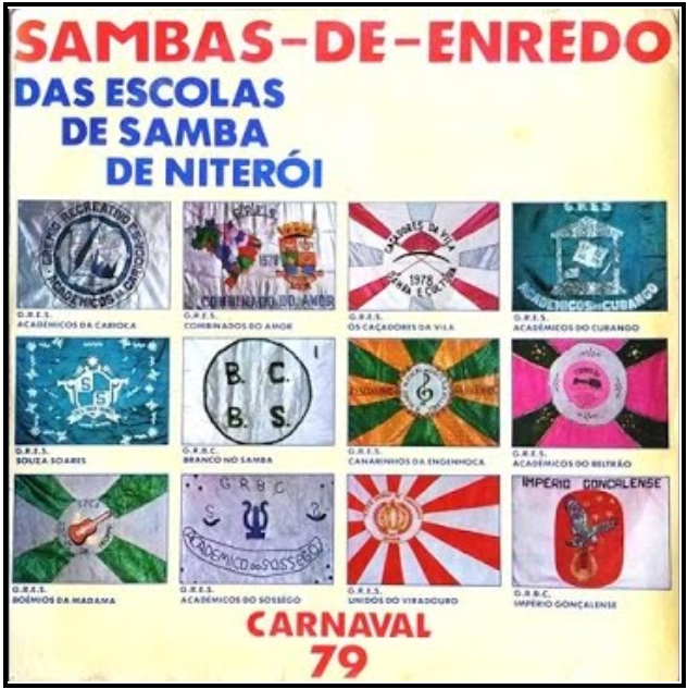 LP de 1979 - Acervo João Perigo