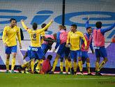 Morren ne s'attendait pas à un tel score face à Anderlecht