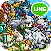 Tải Game LINE Endless Frontier