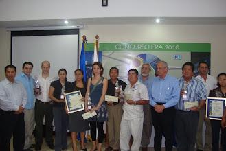 Photo: Entrega de los Premios ERA 2010. 9 de los 9 ganadores son afiliados a RENOVABLES !
