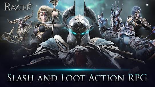 Raziel: Dungeon Arena MOD APK  (Unlimited Money) 1