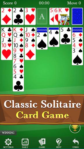 Classic Solitaire 1.6.9 screenshots 1