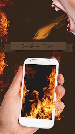 Fire Screen Prank 1.0.2 screenshot 605597