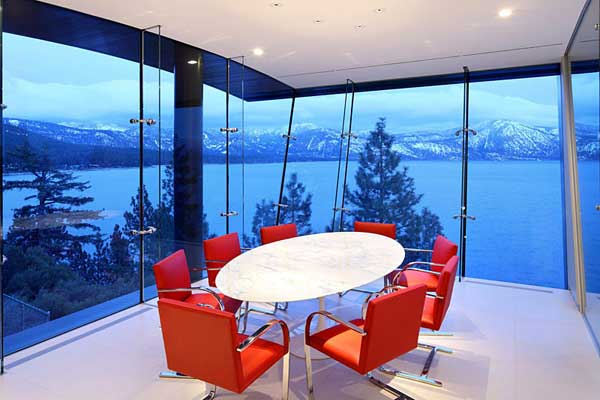 Photo: The Lake House - Interior