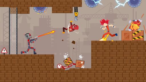Stick Destruction - Battle of Ragdoll Warriors 1.0.10 screenshots 6
