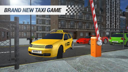 タクシーシミュレータ