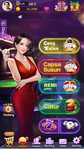 Kartu Cangkulan ( Game Lokal ) 2.5.2 screenshots 14