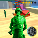 Army Men Toy Squad Survival War Shooting Gangstar icon