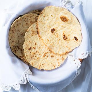 15-Minute (& Suuuper Pliable) Keto Tortillas 🌮.