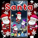 Santa Claus Wallpaper 🎅 Christmas Live Wallpapers icon