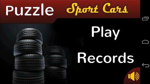 Puzzle Sport Cars