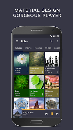 Pulsar Music Player v1.4.5 [Pro]