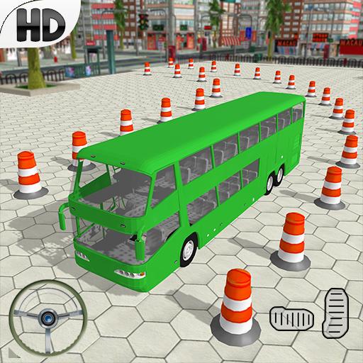 HD Bus Parking Games (game)