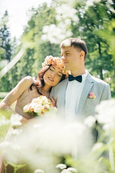 Свадебный фотограф Мария Клубкова (mashaklu). Фотография от 19.07.2017