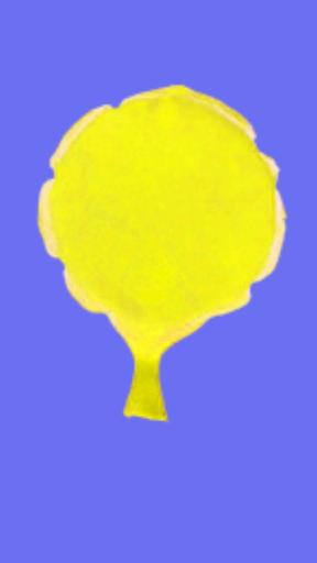 Yellow Whoopee Cushion