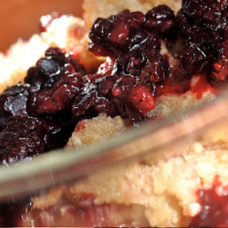 Easy Gluten Free Fruit Cobbler Recipe