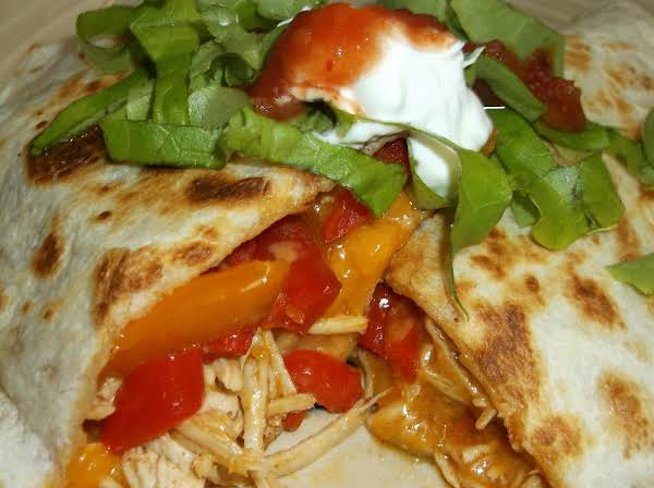 Knife & Fork Fajitas Recipe