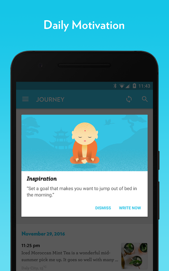 Daily Self Improvement App