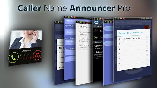 Caller Name Announcer Pro