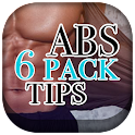 How get six pack abs : 10 Tips icon