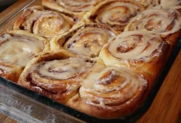 Carmens Cinnamon Rolls Recipe