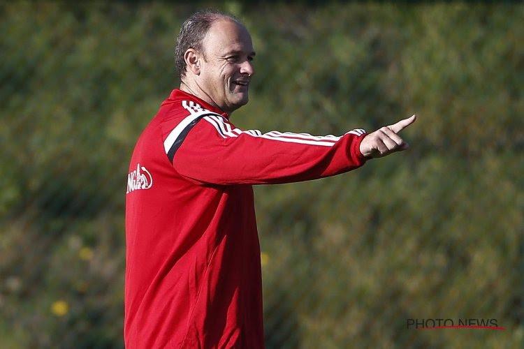 """Mario Stroeykens vu par un coach de jeunes : """"Il est très précoce et très complet"""""""