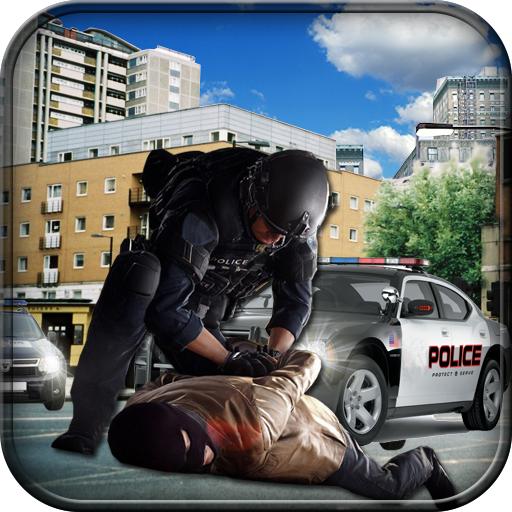 도시의 경찰 범죄 도시 動作 LOGO-玩APPs
