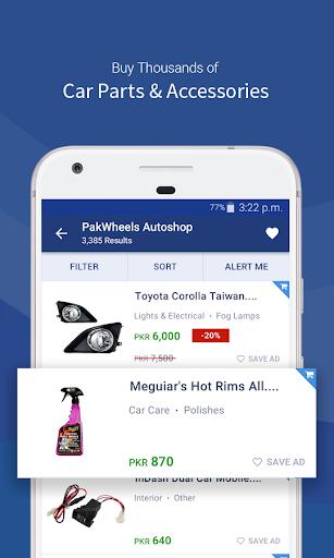 PakWheels: Buy & Sell Cars  screenshots 6