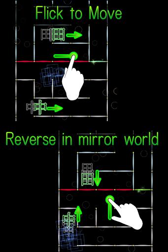 Name in the mirror - KANJI -