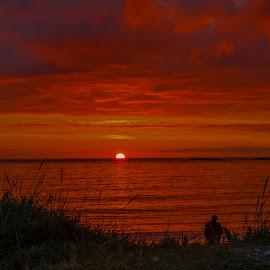 by Wily Mikalsen - Landscapes Sunsets & Sunrises
