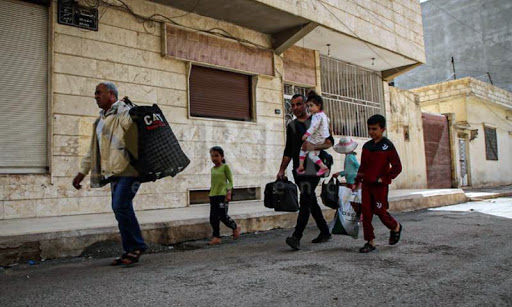 Ongoing violations and poor services in al-Qamishli's Tayy neighborhood