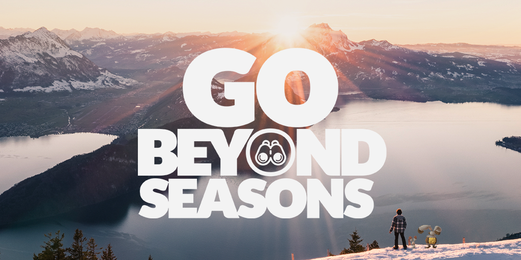 GO Beyond: Experience Pokémon GO in a new way with Seasons!