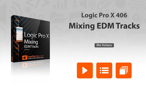 Mixing EDM Tracks For Logic